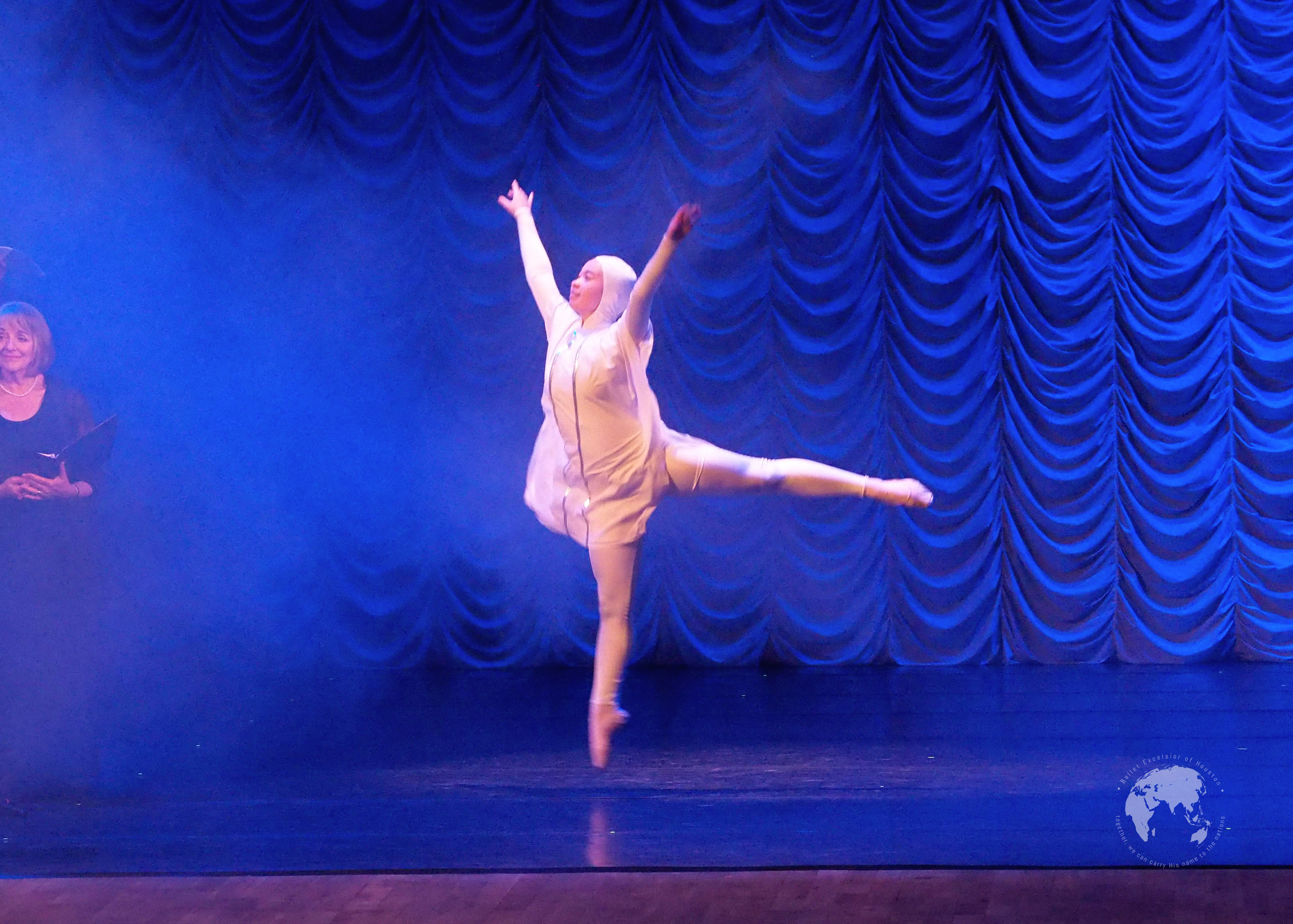 Ballet Excelsior Mongolia 2018