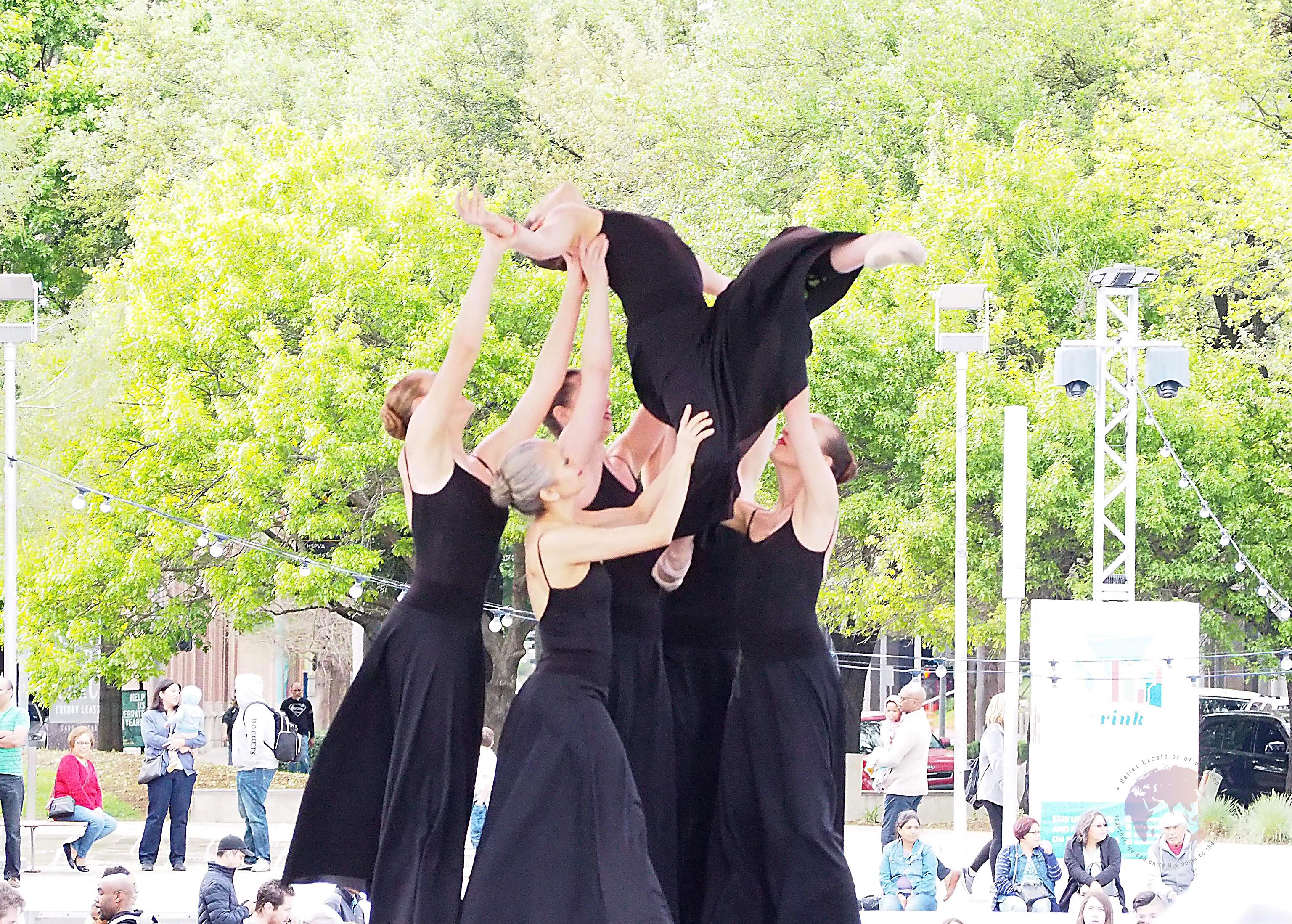 Ballet Excelsior at Project Dance Houston