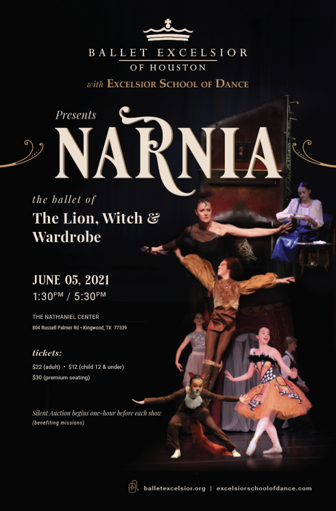 NARNIA The Ballet of The Lion, Witch and Wardrobe